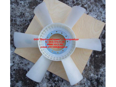 Вентилятор радиатора (на гидромуфту) без кольца d-610H HOWO (ХОВО)  фото 1 Севастополь