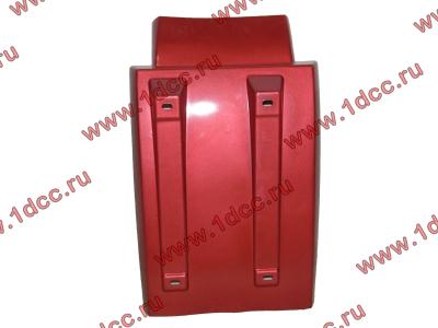 Брызговик передней оси правый H3 красный HOWO (ХОВО) WG1642230104 фото 1 Севастополь