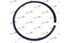 Кольцо поршневое компрессионное верхнее на ДВС Shanghai C6121 фото Севастополь