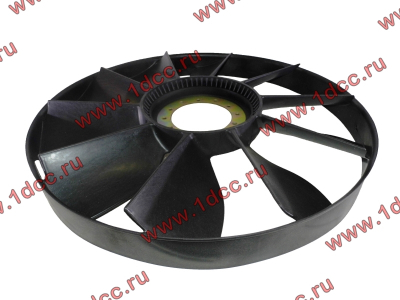 Вентилятор радиатора на гидромуфту d-640 H HOWO (ХОВО) VG2600060446 фото 1 Севастополь
