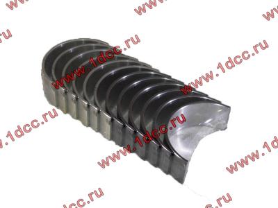 Вкладыши шатунные стандарт +0.00 (12шт) H2/H3 HOWO (ХОВО) VG1560030034/33 фото 1 Севастополь