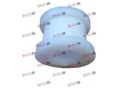 Втулка фторопластовая (передняя, кабина AZ1642430263) H2/H3 HOWO (ХОВО) AZ1642430261 фото 1 Севастополь