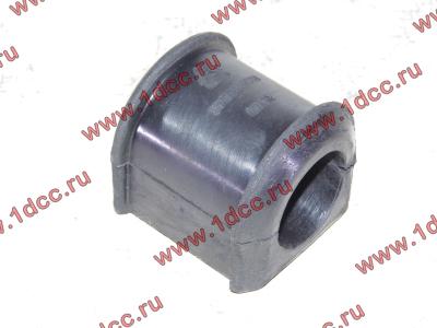 Втулка резиновая для переднего стабилизатора (к балке моста) H2/H3 HOWO (ХОВО) 199100680068 фото 1 Севастополь