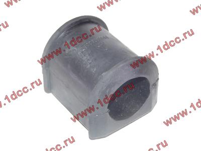 Втулка резиновая для заднего стабилизатора H2/H3 HOWO (ХОВО) 199100680067 фото 1 Севастополь