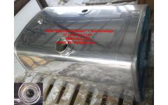 Бак топливный 400 литров алюминиевый F для самосвалов фото Севастополь