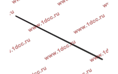 Шпонка вторичного вала КПП Fuller 12JS160, 12JS200 фото Севастополь