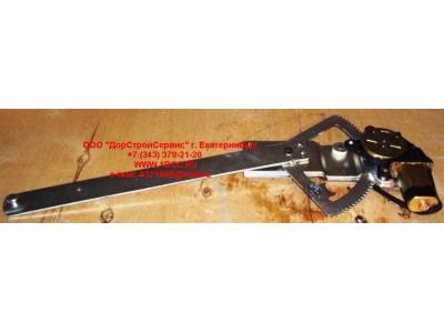 Стеклоподъемник электрический правый (в сборе с моторчиком) SH SHAANXI / Shacman (ШАНКСИ / Шакман) 81.62640.6050 фото 1 Севастополь
