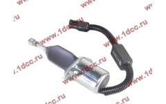 Электропневмоклапан глушения WD615 фото Севастополь