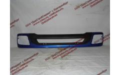 Бампер FN3 синий самосвал для самосвалов фото Севастополь