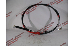 Трос управления КПП красный L-3800 SH