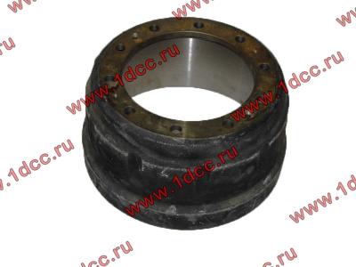 Барабан тормозной передний H2/H3 HOWO (ХОВО) AZ9112440001 фото 1 Севастополь