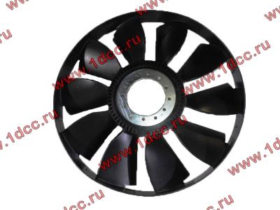 Вентилятор радиатора на гидромуфту d-590 H HOWO (ХОВО) VG1500060047 фото 1 Севастополь