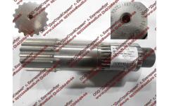 Вал вторичный делителя КПП Fuller 12JSD160 SH фото Севастополь