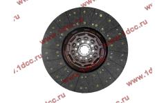 Диск сцепления ведомый 430 мм (Z=10, D=52, d=41) SACHS H2/H3 фото Севастополь