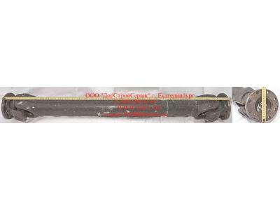 Вал карданный основной без подвесного L-1340, d-165, 8 отв. H HOWO (ХОВО)  фото 1 Севастополь