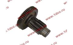 Вал промежуточный делителя (короткий) КПП Fuller 12JS160 SH фото Севастополь