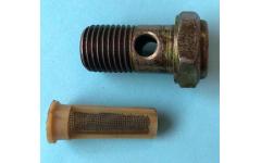 Болт пустотелый М14 с фильтр-сеткой (штуцер топливный) H фото Севастополь