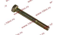 Болт M10х85 крепления корзины сцепления к маховику H2/H3 фото Севастополь
