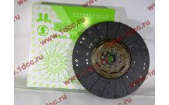 Диск сцепления ведомый 420 мм H2/H3 фото Севастополь