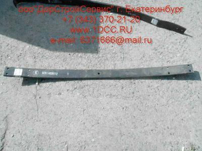Лист SH F3000 №1 задней рессоры SHAANXI / Shacman (ШАНКСИ / Шакман) DZ9114526112-1 фото 1 Севастополь