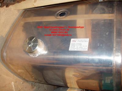 Бак топливный 350литров H2/H3 HOWO (ХОВО)  фото 1 Севастополь