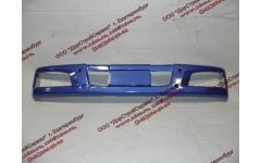 Бампер F синий металлический для самосвалов фото Севастополь