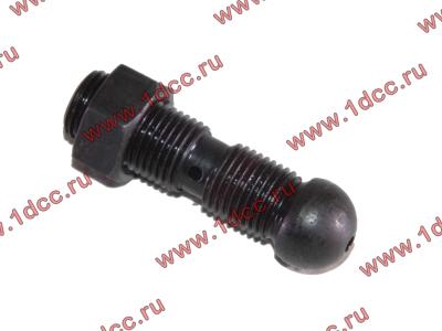 Болт регулировочный клапана с гайкой H2/H3 HOWO (ХОВО) VG14050010 фото 1 Севастополь