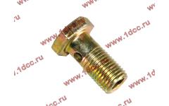Болт пустотелый М12х1,25 (штуцер топливный) H фото Севастополь