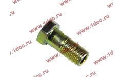 Болт пустотелый М10х1,0 (штуцер топливный) H фото Севастополь