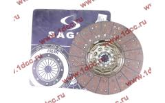 Диск сцепления ведомый 420 мм SAGES H2/H3 фото Севастополь