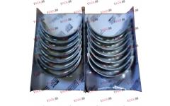 Вкладыши коренные WP12 (комплект) +0,00 SH HUATAI фото Севастополь