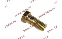 Болт пустотелый М10х1,5 (штуцер топливный) H фото Севастополь