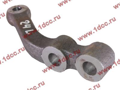 Рычаг рулевой тяги нижний левый (сошка) d-24 H HOWO (ХОВО) 1880410040 фото 1 Севастополь
