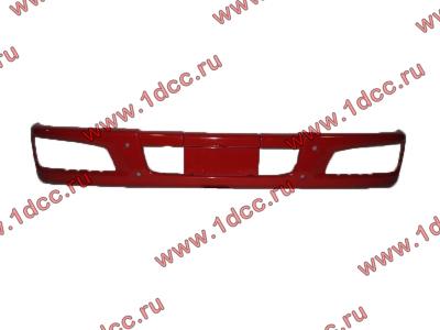 Бампер F красный пластиковый FAW (ФАВ) 2803010-436 для самосвала фото 1 Севастополь
