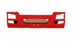 Бампер H'2011 красный самосвал H3 фото Севастополь