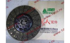 Диск сцепления ведомый 430 мм (Z=10, D=52, d=41) H,F,DF фото Севастополь