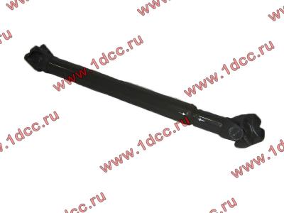 Вал карданный основной без подвесного L-1650, d-180, 4 отв. H2/H3 HOWO (ХОВО) AZ9114311650 фото 1 Севастополь