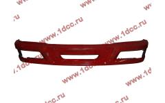Бампер FN2 красный самосвал для самосвалов фото Севастополь