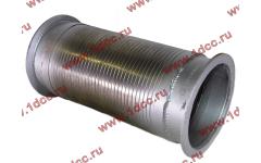 Гофра-труба выхлопная SH L-330 (прямая под хомуты) фото Севастополь