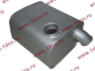 Глушитель квадратный H HOWO (ХОВО) WG9725540002 фото 1 Севастополь