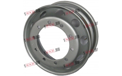 Диск колесный R22,5х8,25 10 отв. бескамерный H2/H3/SH фото Севастополь