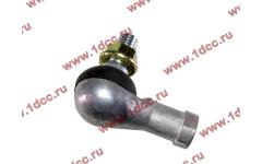 Наконечник тяги КПП левый (внутренняя резьба) М10х1,5, М10х1,5 фото Севастополь