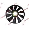 Вентилятор радиатора на гидромуфту d-640 H HOWO (ХОВО) VG2600060446 фото 2 Севастополь