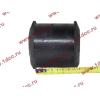 Втулка резиновая для заднего стабилизатора H2/H3 HOWO (ХОВО) 199100680067 фото 2 Севастополь