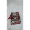Корпус подножки левый в сборе SH F3000 тягач красный SHAANXI / Shacman (ШАНКСИ / Шакман) DZ13241240411 фото 2 Севастополь