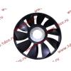 Вентилятор радиатора на гидромуфту d-590 H HOWO (ХОВО) VG1500060047 фото 2 Севастополь
