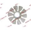Вентилятор радиатора (на гидромуфту) без кольца d-590 H HOWO (ХОВО) 61500060131 фото 3 Севастополь
