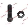 Болт регулировочный клапана с гайкой H2/H3 HOWO (ХОВО) VG14050010 фото 2 Севастополь