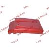 Брызговик передней оси правый H3 красный HOWO (ХОВО) WG1642230104 фото 3 Севастополь