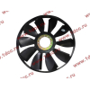 Вентилятор радиатора на гидромуфту d-640 H HOWO (ХОВО) VG2600060446 фото 3 Севастополь
